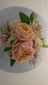 Hochzeitstorte Vintage-Style