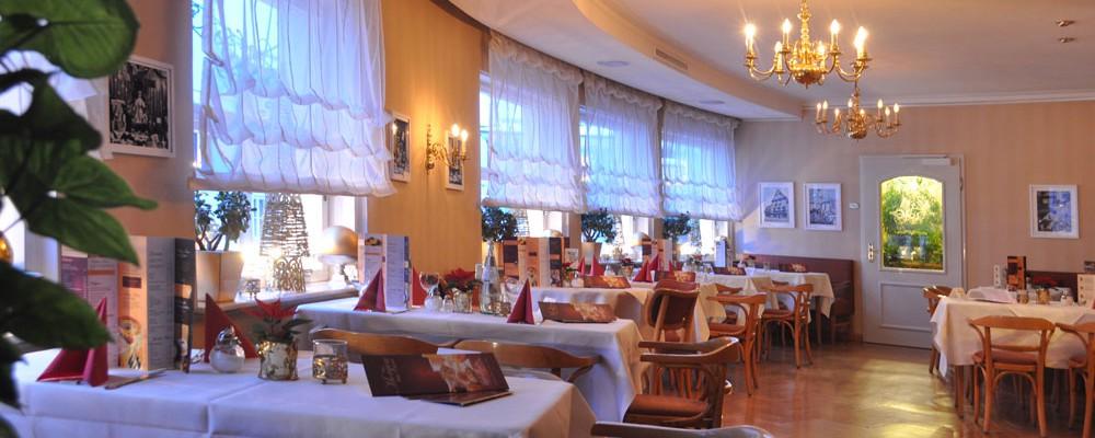 Einzigartiges Ambiente im Café Madlon